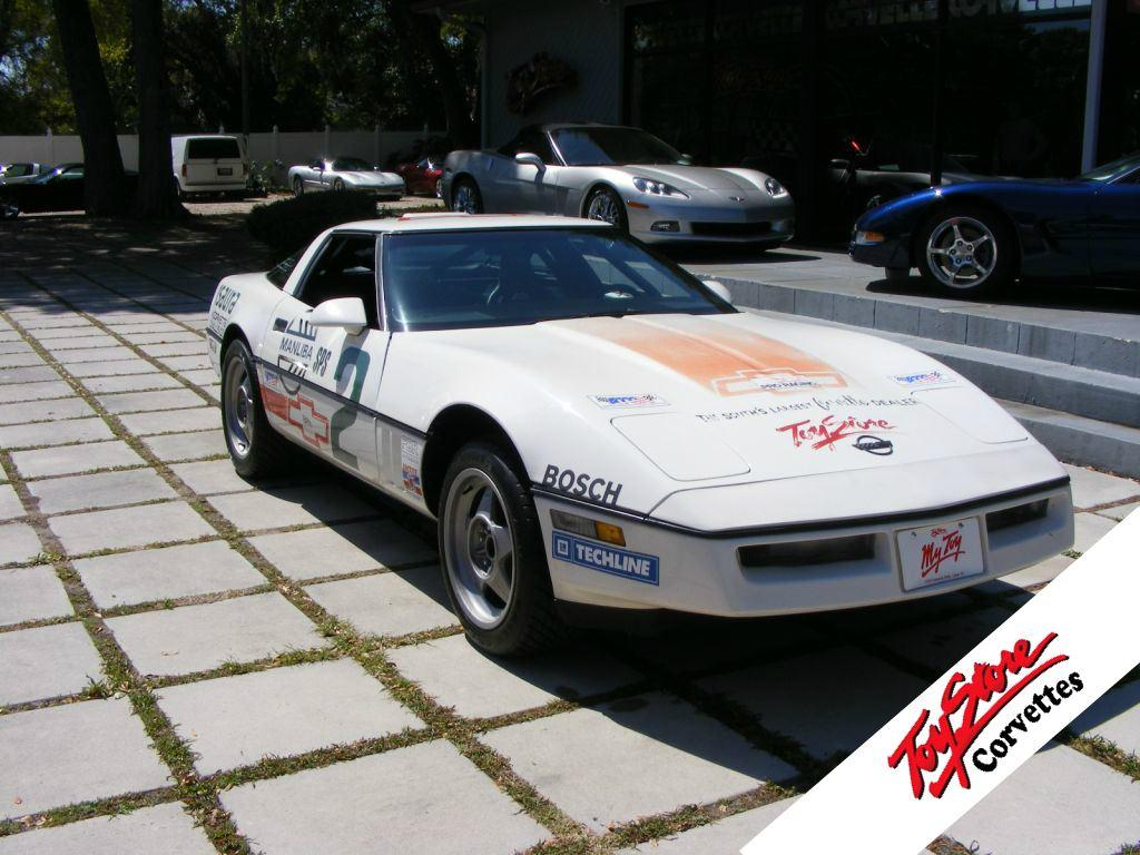 1988 Chevrolet Corvette - 2718   Toy Store   Used Cars For Sale ...