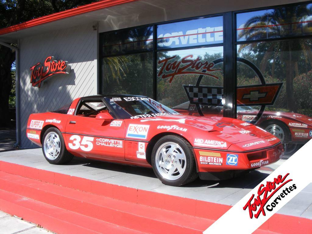 1990 Chevrolet Corvette - 6750   Toy Store   Used Cars For Sale ...