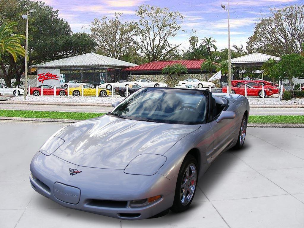 2000 Chevrolet Corvette - 7003 | Toy Store | Used Cars For